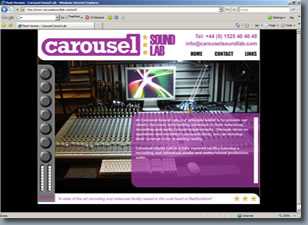 Carousel Sound Lab