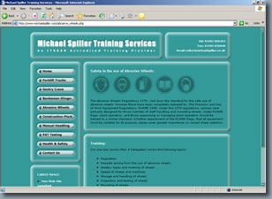Michael Spiller Training Services