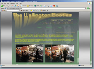 The Wellington Bootles